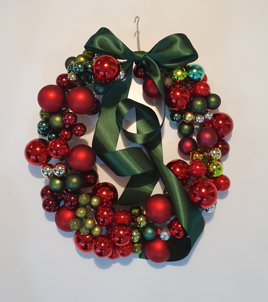 Tip na výrobu vánoční výzdoby